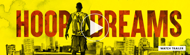 Hoop Dreams 25th Anniversary Release trailer