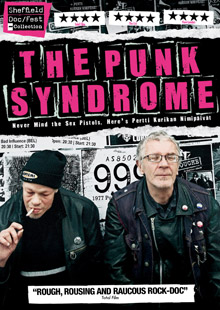 The Punk Syndrome: Sheffield Doc/Fest Collection: Out on DVD