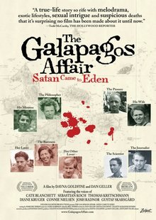 Galapagos Affair: Satan Came To Eden: Available on iTunes and Netflix